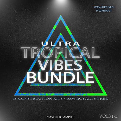Ultra Tropical Vibes Bundle (Vols 1-3)