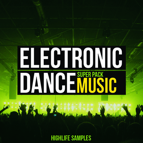 Electronic Dance Music Super Pack