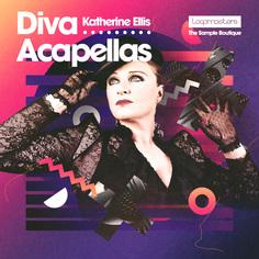 Katherine Ellis: Diva Acapellas