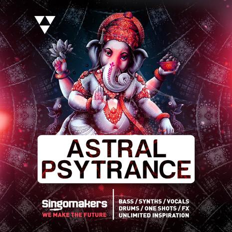 Astral Psytrance