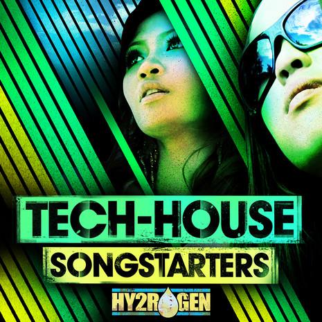 Tech-House Songstarters