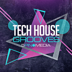 5Pin Media: Tech House Grooves
