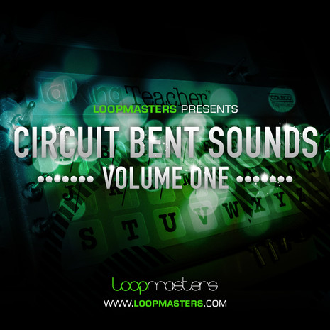 Circuit Bent Sounds Vol 1