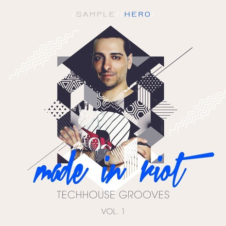 Made In Riot: Tech House Grooves Vol 1