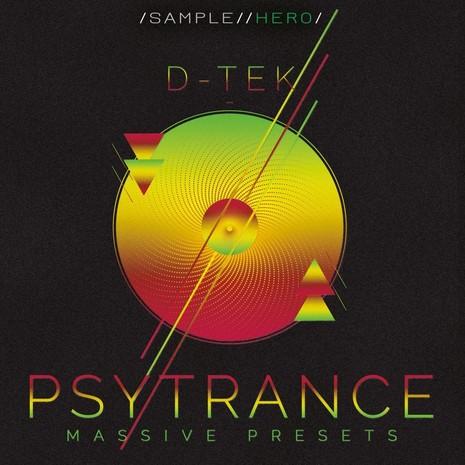 D-Tek: Psytrance Massive Presets