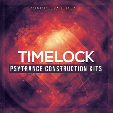 Timelock: Psytrance Construction Kits