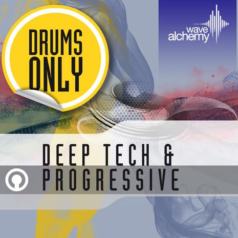 Deep Tech & Progressive: Drums Only