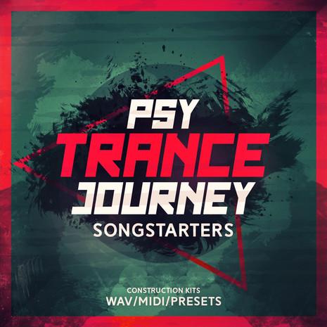 Psy Trance Journey Songstarters
