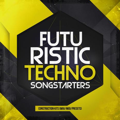 Futuristic Techno Songstarters