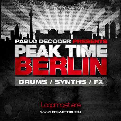 Pablo Decoder: Peak Time Berlin