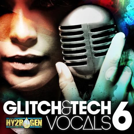 Glitch & Tech Vocals 6