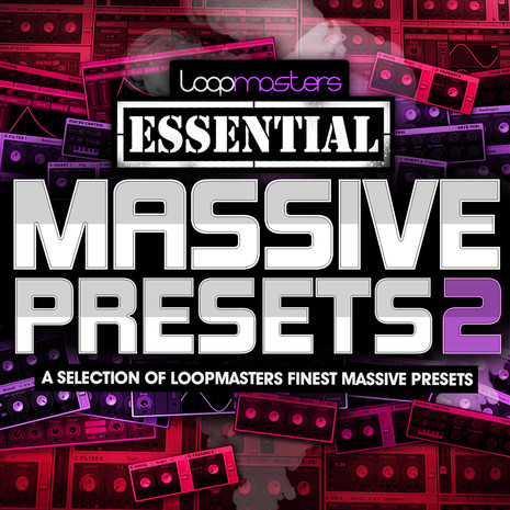 Essentials 35: Massive Presets Vol 2