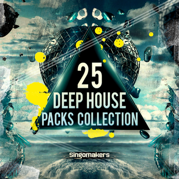 25 Deep House Packs Collection