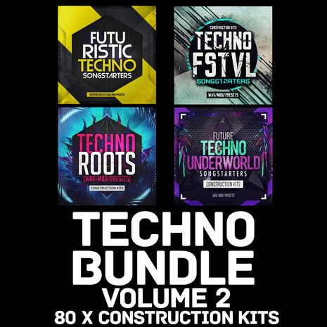 Techno Bundle Vol 2