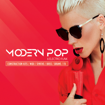 Modern Pop & Electro Funk Bundle
