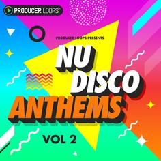 Nu Disco Anthems Vol 2
