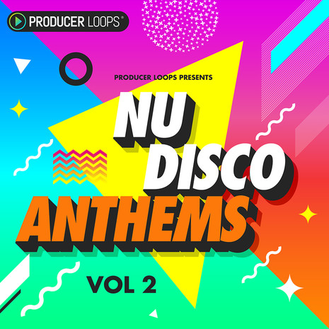Nu-Disco Anthems Vol 2