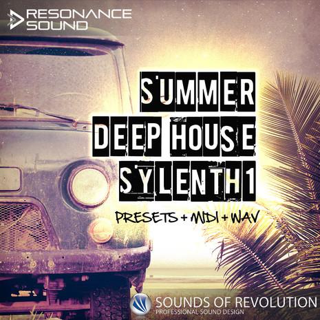 SOR: Summer Deep House Sylenth1
