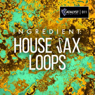 Ingredient: House Sax Loops