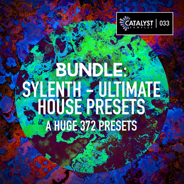 Sylenth Ultimate House Presets Bundle