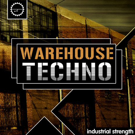 Dark Warehouse Techno