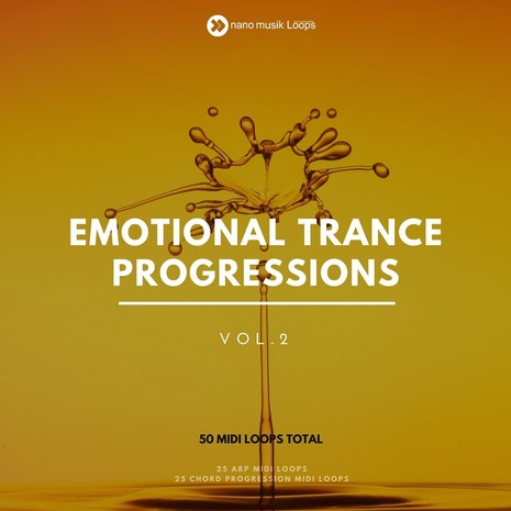 Emotional Trance Progressions Vol 2