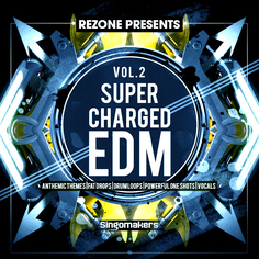 Rezone: Supercharged EDM Vol 2