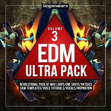 EDM Ultra Pack 3