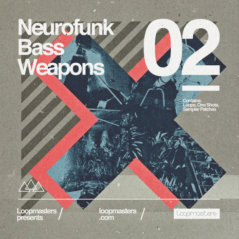 Neurofunk Bass Weapons Vol 2