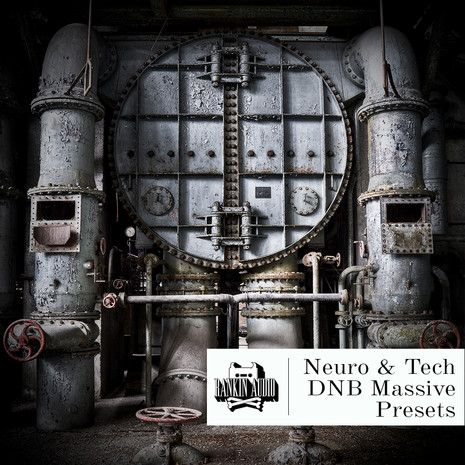 Neuro & Tech DnB Massive Presets