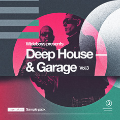 Wideboys: Deep House & Garage Vol 3