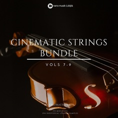 Cinematic Strings Bundle (Vols 7-9)