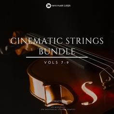 Cinematic Strings Bundle (Vols 7-9)