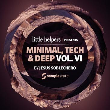 Little Helpers Vol 6: Jesus Soblechero