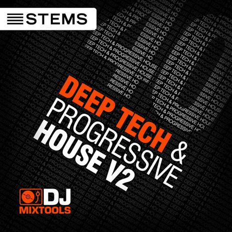 DJ Mixtools 40: Deep Tech & Progressive House Vol 2