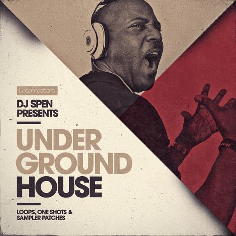 DJ Spen: Underground House