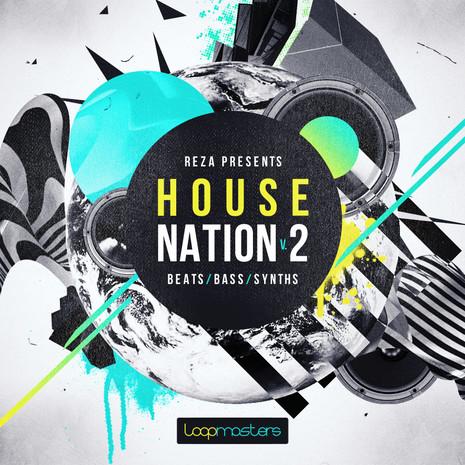 Reza: House Nation Vol 2