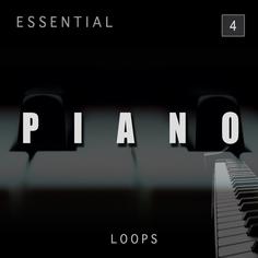 Essential Piano Loops Vol 4
