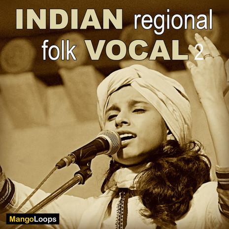 Indian Regional Folk Vocal Vol 2