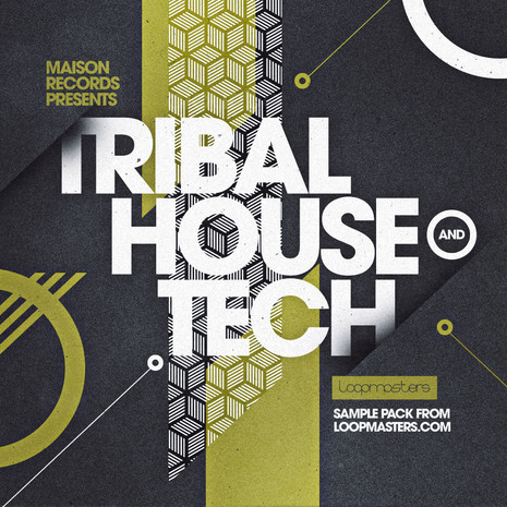 Maison Records: Tribal House & Tech