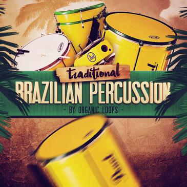 Traditional Brazilian Percussion