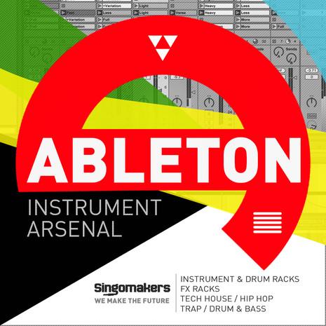 Ableton Instrument Arsenal