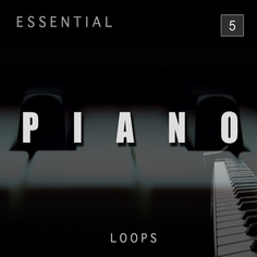 Essential Piano Loops Vol 5