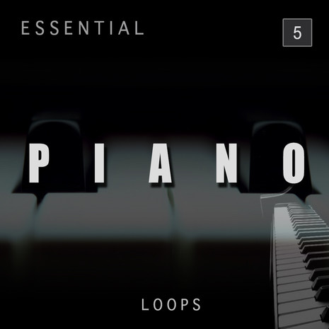 Essential Piano Loops Vol 5