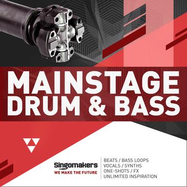Mainstage Drum & Bass