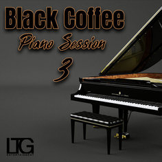 Black Coffee: Piano Session 3
