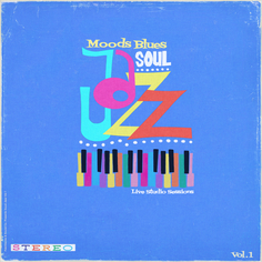 Moods Blues Soul Jazz Vol 1