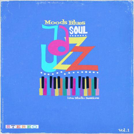 Moods Blues Soul Jazz Vol 1