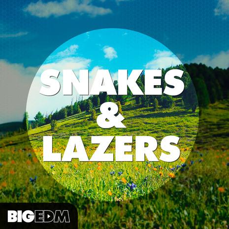 Big EDM: Snakes & Lazers