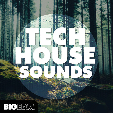 Big EDM: Tech House Sounds